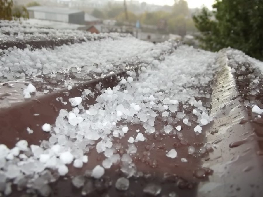 Types of Weather Related Roof Damage for Commercial Buildings