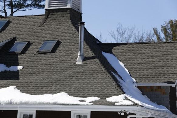 Cold Weather Roofing Installations